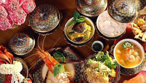 泰國文華東方酒店Sala Rim Naam經典泰式晚餐(套餐)
