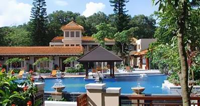 珠海禦溫泉度假村酒店(不含溫泉門票)